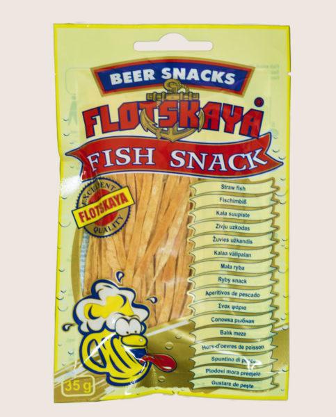 flotskaya beer snacks fish snack