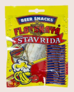 Beer snacks - Stavrida