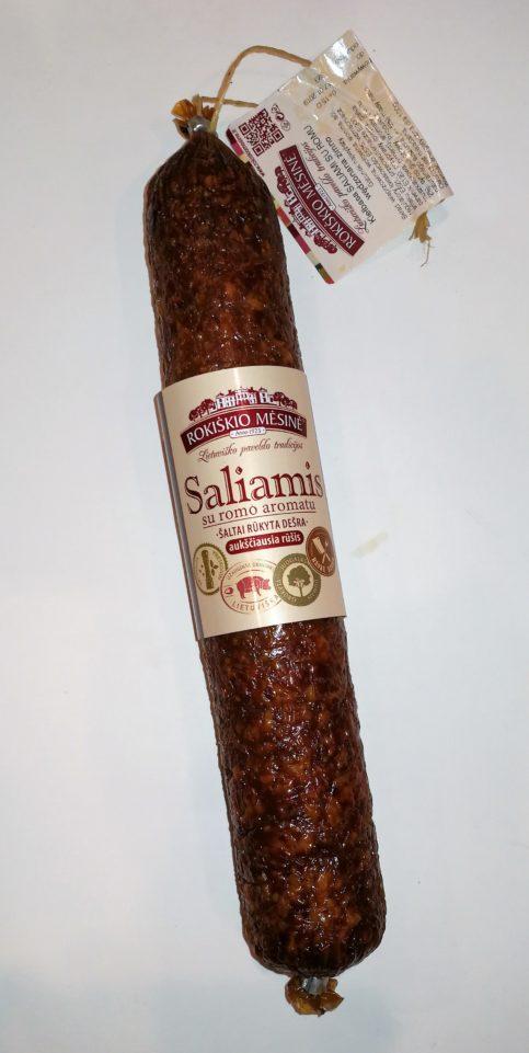 salami z rumem 300g