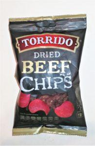 wołowina suszona chips