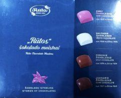 Rūta historie czekoladowe
